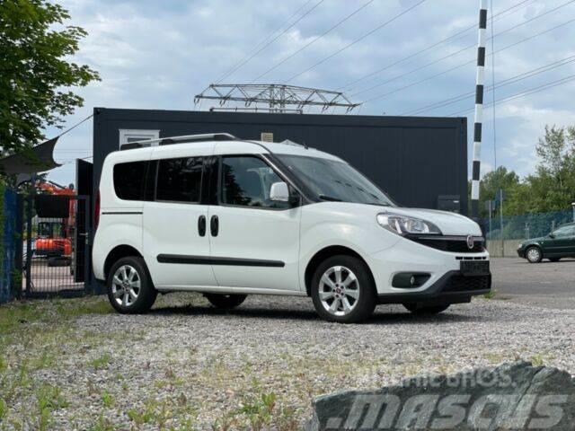 Fiat Doblo Lounge, 5 Sitze, 2 x Schiebetür, Klima
