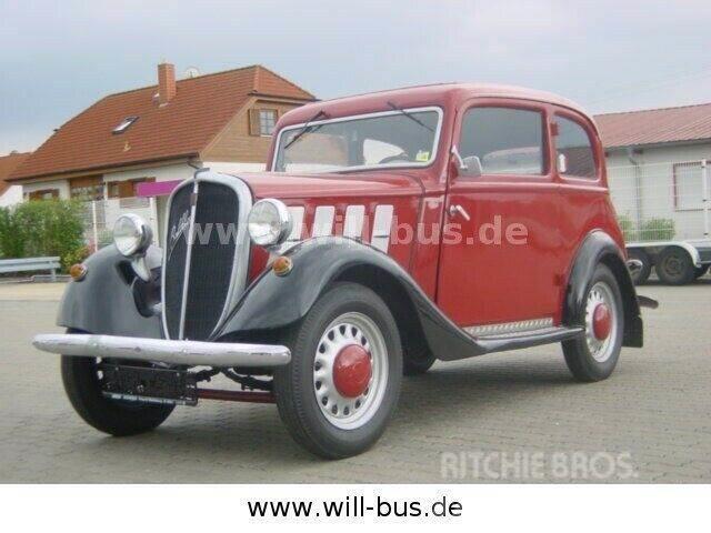Fiat NSU 508 TOP ZUSTAND Oldtimer