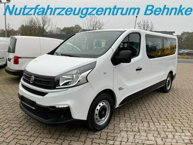 Fiat Talento Kombi L2H1/ 92kw/ 9 Sitze/ Klima/ Euro6