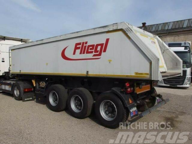 Fliegl DHK 350 , Kipper , 24 m2 , Leer 5500 kg