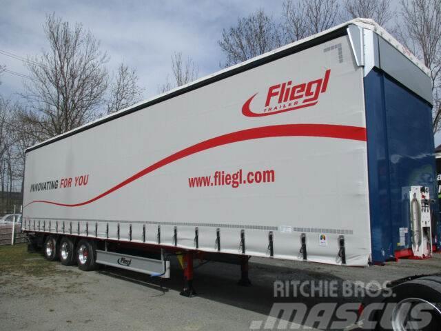 Fliegl SDS 350 Gardine Mega