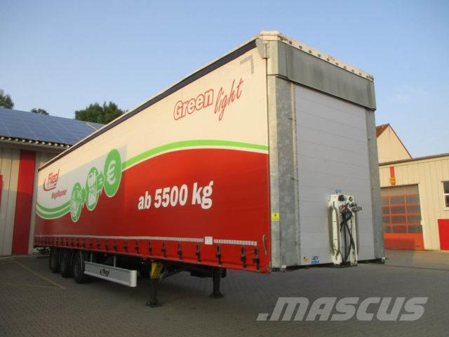 Fliegl SDS 350 Mega Greenlight
