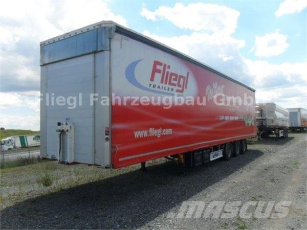 Fliegl SDS 350 MegaRunner Quicklock Freeload