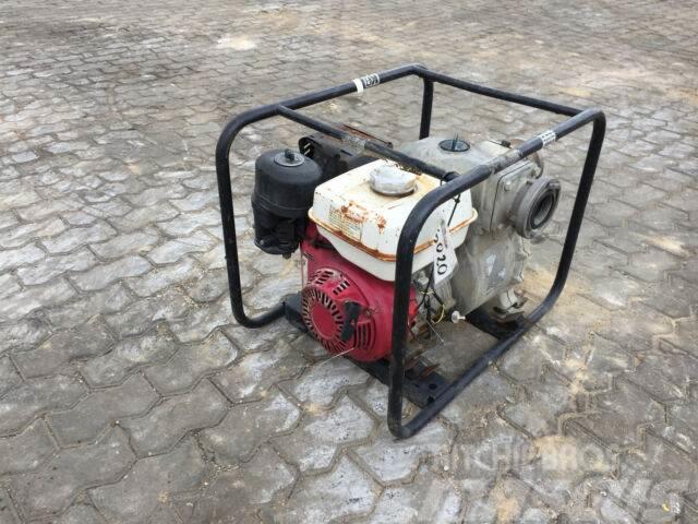 Fogo KTH-80X -Schmutzwasserpumpe-