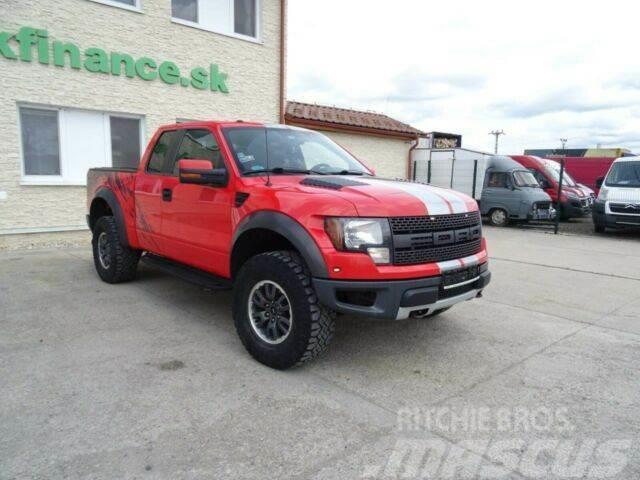 Ford F150 Raptor SVT 4x4 , benzín, VIN 258