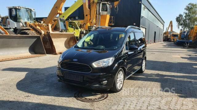 Ford Tourneo Courier Titanium 1,0l ECO Boost
