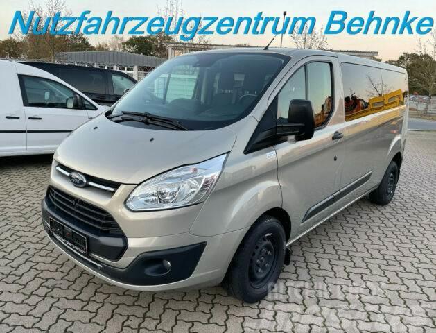 Ford Tourneo Custom 310 L2/96kw/Trend/9Sitze/PDC/EU6