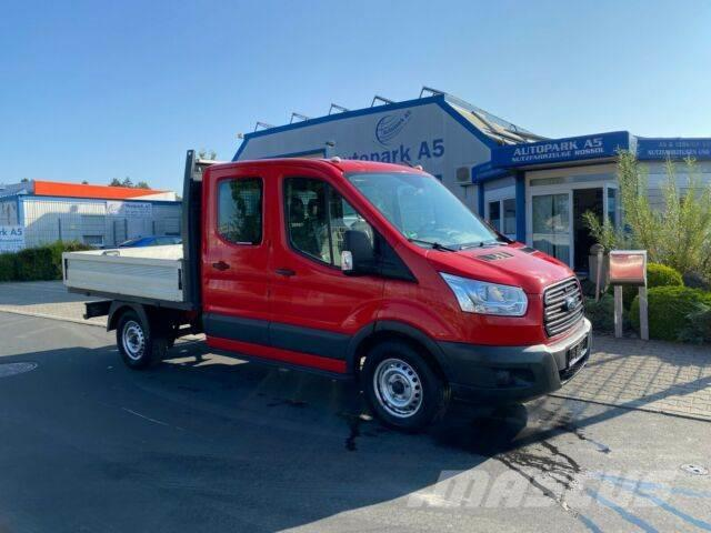 Ford Transit 2,2 114 Kw Pritsche Doka Euro 5 Klima