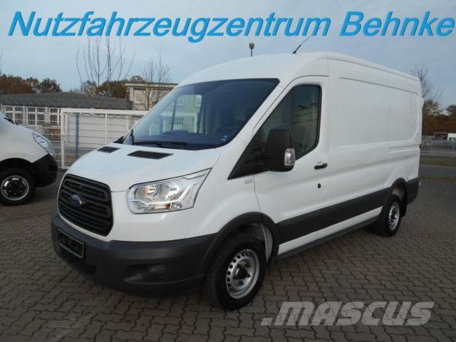 used ford transit 2 2 ka l2h2 trend 3 sitze hu 11 2020 eu5. Black Bedroom Furniture Sets. Home Design Ideas