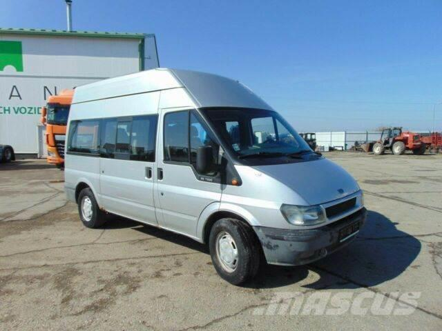 Ford TRANSIT 2,4 TD bus 8seats, EURO 3, vin 028