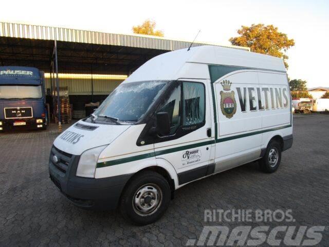 Ford Transit 280 M TDCI LKW Basis