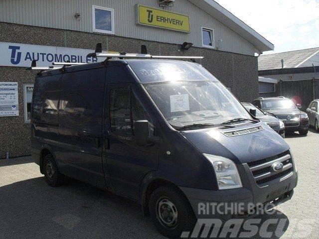 Ford Transit 300M Van 2,2 TDCi 85 Ambiente