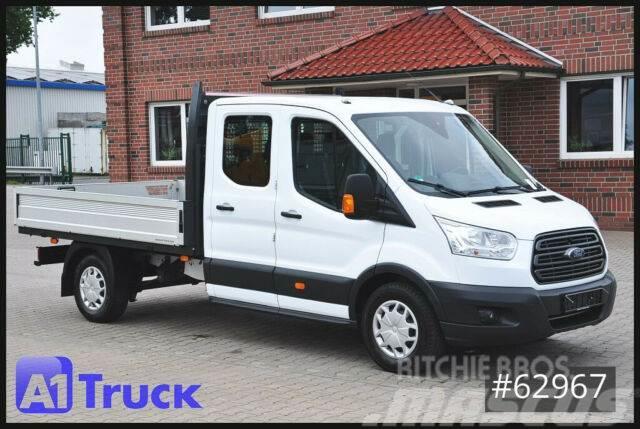 Ford Transit Doka FT350, 7 Sitze, Klima AHK, E6