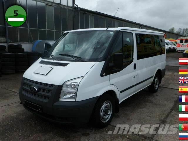 Ford Transit FT 280 K - KLIMA - 9-Sitzer MOTORSCHADEN