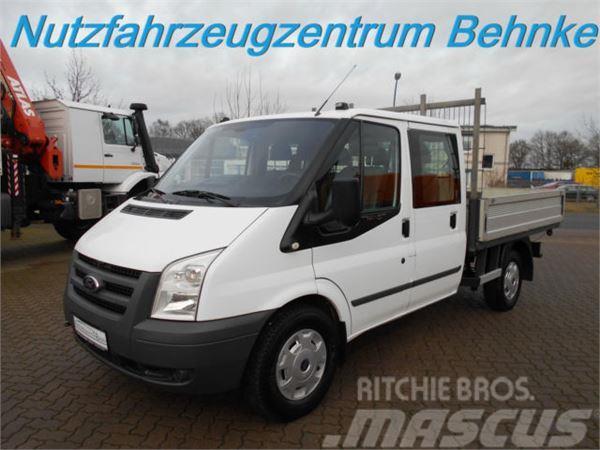 Ford Transit FT 350 M DOKA/ 6 Sitzer/ Euro4