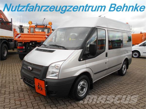 ford transit kombi ft 280 l1h2 klima 9 sitze e paket. Black Bedroom Furniture Sets. Home Design Ideas