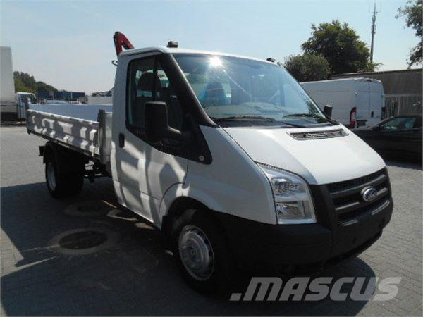 Ford Transit Pritsche FT 350 Kipper
