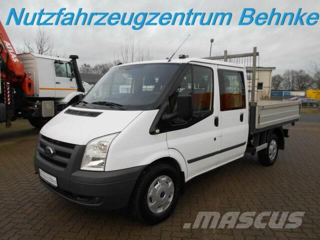 ford transit pritsche ft 350 m doka 6 sitzer prezzo 7. Black Bedroom Furniture Sets. Home Design Ideas