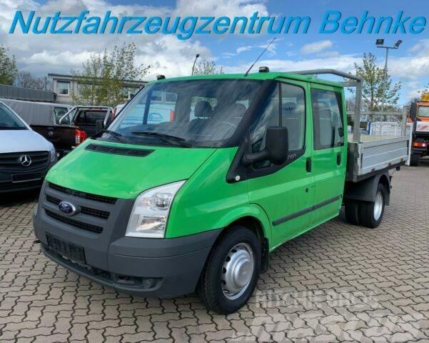 Ford Transit Pritsche FT 350 M Doppelkabine/ AHK 2,8t