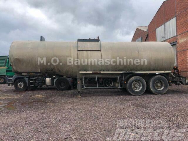 Fruehauf D32T/ Wassertank / 2 Achser /