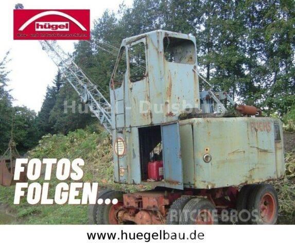 Fuchs MHL 360 E