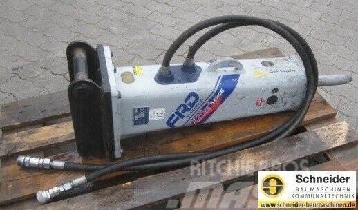 Furukawa FX 25 AS Hydraulik-Abbruchhammer mit MS01 SWL