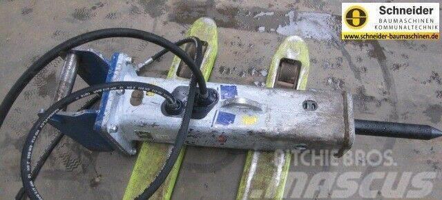 Furukawa FX 35 AS Hydraulik-Abbruchhammer mit MS03 SWL