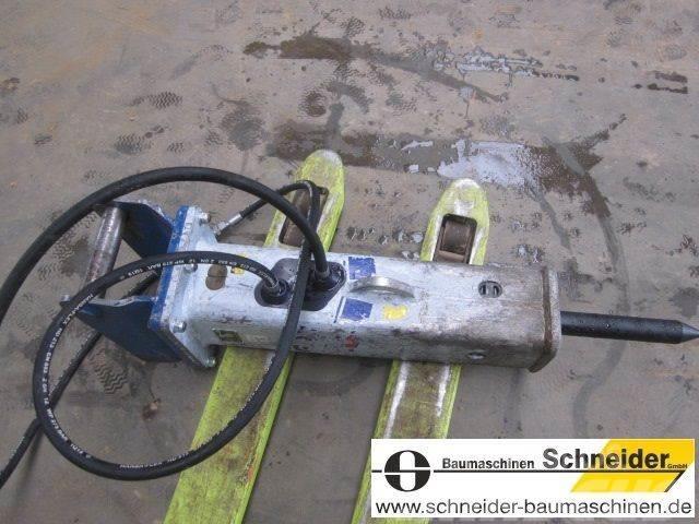 Furukawa FX35S Hydraulikhammer mit Lehnhoff MS03