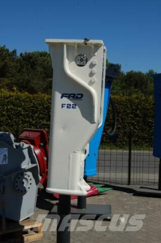 Furukawa Hydraulikhammer - FRD F22 - überholt - MIETE