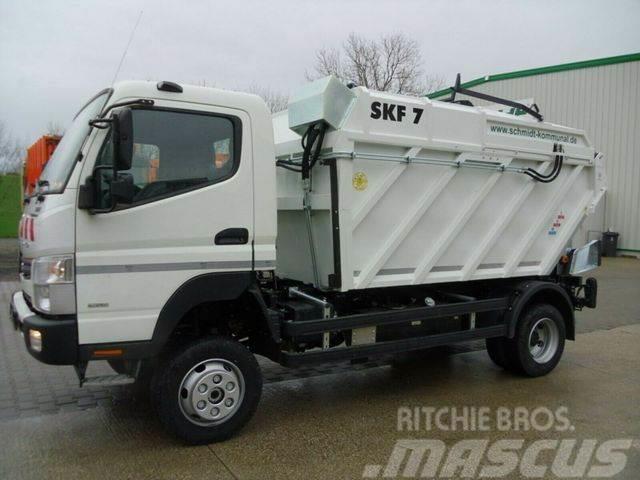 Fuso Canter 6C18 4WD / SKF 7