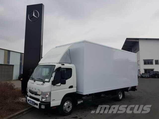 Fuso Mitsubishi 7C18 Koffer+LBW Klima NL 3.240kg