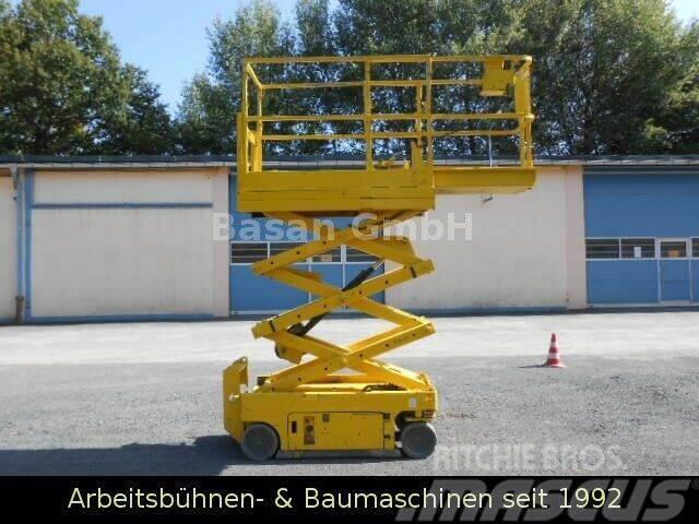 Genie GS 1530, Scherenarbeitsbühne Genie 6,6 m