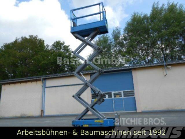 Genie GS 1932, Scherenarbeitsbühne Genie 8 m