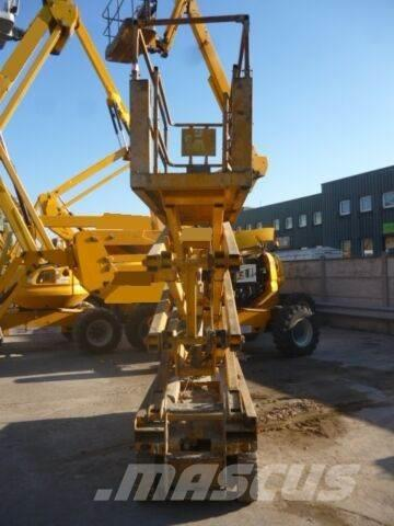 Genie GS 2032, 2005, Articulated boom lifts