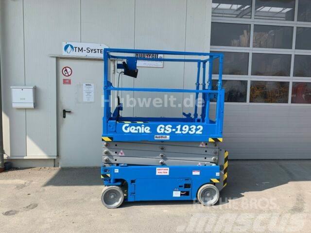 Genie GS1932 Elektro Scherenarbeitsbühne 7,80m
