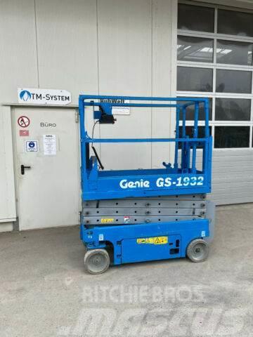 Genie GS1932 Elektro Scherenarbeitsbühne, 7,80m