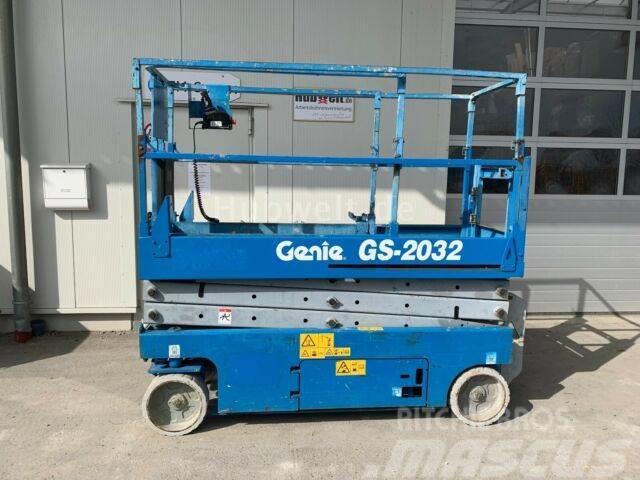 Genie GS2032 Elektro Scherenarbeitsbühne 8m