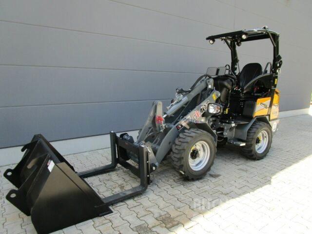 GiANT G2200 X-TRA - Schaufel + Gabel