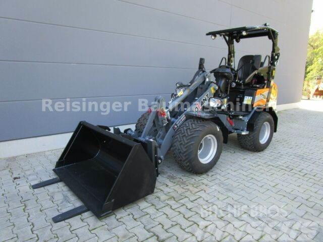 GiANT G2500 X-TRA HD - Handgas - Pro Inching