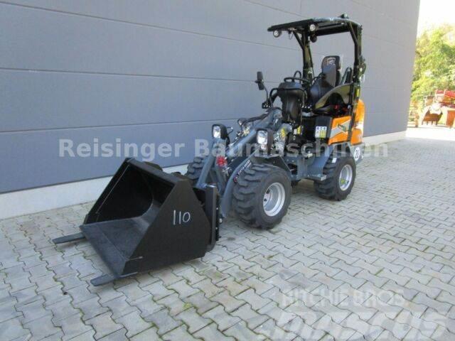 GiANT Lader G1500 X-TRA - Schaufel + Gabel