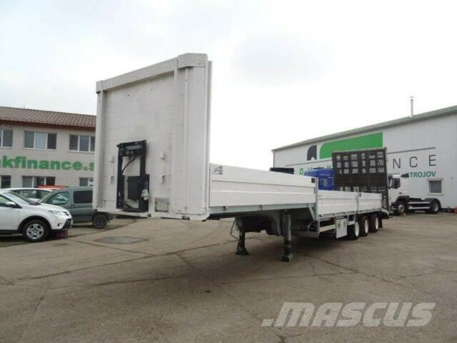 Goebel trailer with boards / sides vin 007