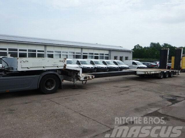 Goldhofer STN-L3-30/80A Ausziehbar Max. Länge 19,3m