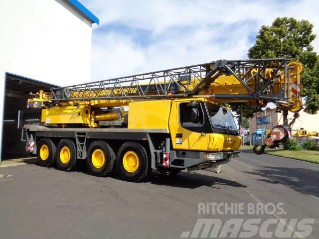 Grove Crane GMK 4075 8x6 80 Tons 43 Meter plus 17Meter