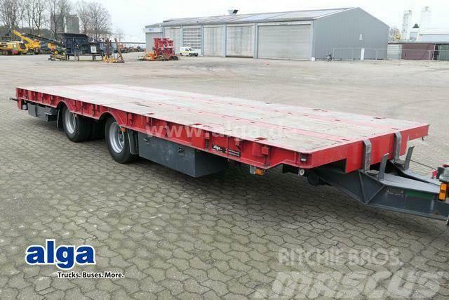 GS Meppel ANC 2000C, Plattform, Rungen, SAF