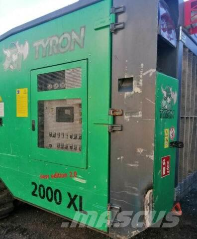 Haas Tyron 2000 XL 2.0 *Bj2017/1350H*
