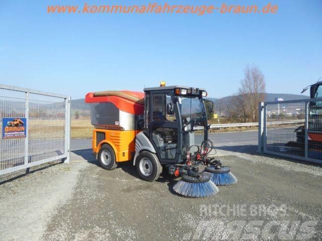 Hako Citytrac 4200 4x4 Kehrmaschine+Winterdienst TOP