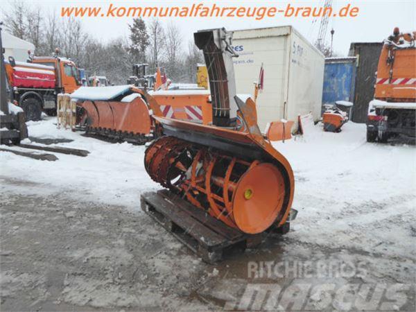 Hako Schneefräse Zaugg 140 cm Winterdienst Hako Iseki
