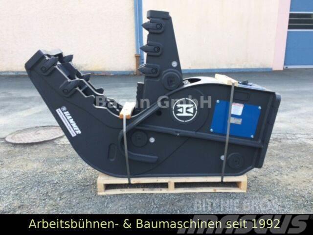 Hammer FH15 Pulverisierer für Bagger 13-22t
