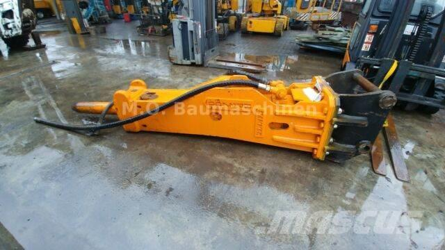 Hammer HP 2400 S /Hydraulikhammer / 2400 Kg/