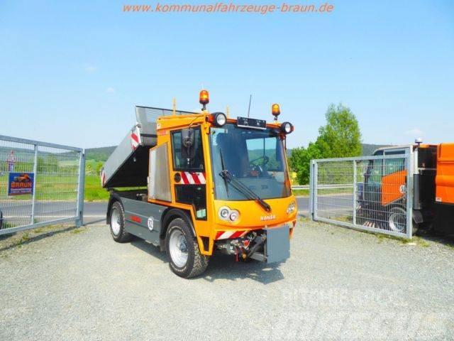 Hansa APZ 1003 L Klima 62 Km/h TÜV NEU TOP